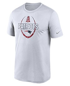 New England Patriots Men's Icon Essential T-Shirt