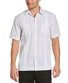Men's Two-Pocket Guayabera Shirt