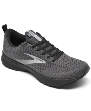 Brooks MEN'S REVEL 4 RUNNING SNEAKERS FROM FINISH LINE