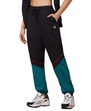 Fila MUKTA COLORBLOCKED TRACK PANTS
