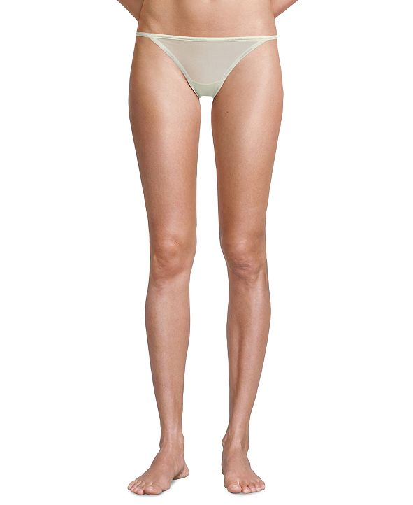 Calvin Klein Sheer Marquisette Bikini Underwear QF1682