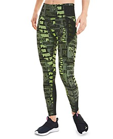 Be Bold Printed Performance Leggings