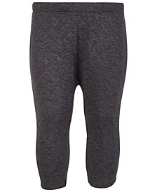 Baby Boys & Girls Quilted Jogger Pants, Created for Macy's