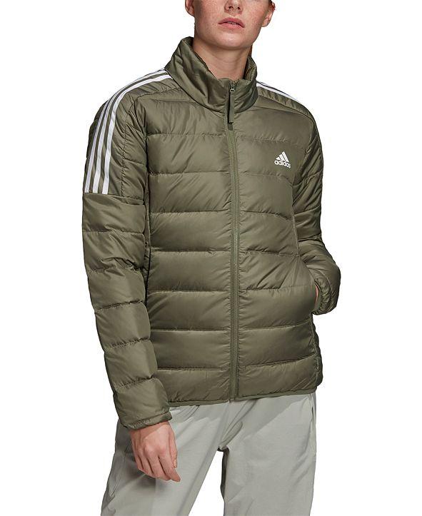 adidas Women's Essentials Water-Repellent Insulated Jacket