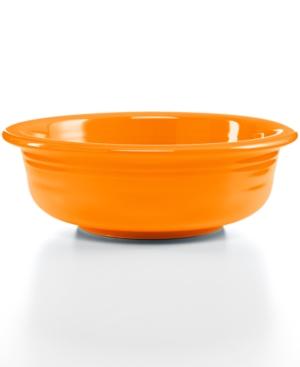Fiesta Tangerine 2Quart Serve Bowl