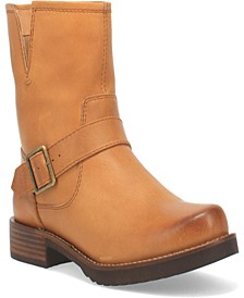 Women's Casey Leather Bootie