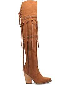 Women's Witchy Woman Leather Narrow Boot