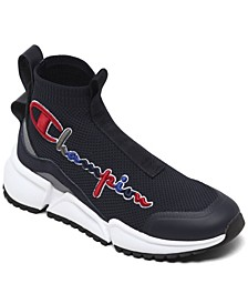 Toddler Boys Rally Future Mid High Top Casual Sneakers from Finish Line