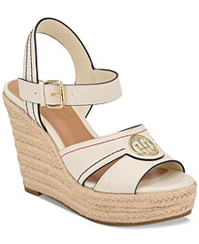 Kinsey Wedge Sandals
