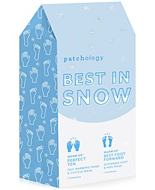 2-Pc. Best In Snow Holiday Set
