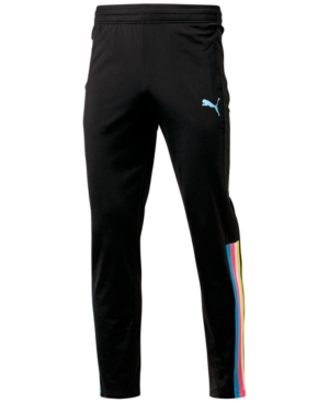 Puma Men's Contrast Striped Pants