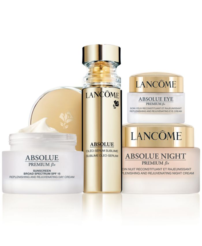 Lancôme Absolue Premium Bx Skincare Collection & Reviews - Skin Care - Beauty - Macy's