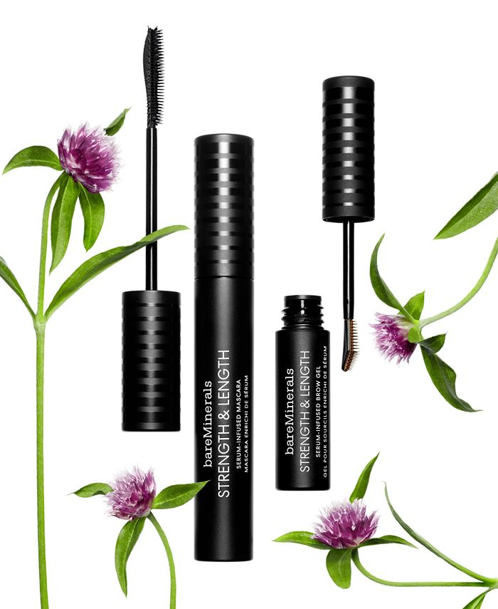 bareMinerals - Strength & Length Collection