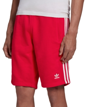 "adidas Men's Originals 3-Stripes 10"" Shorts"