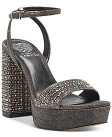 Women's Chastin Bling Dress Sandals