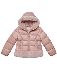 Big Girls Puffer Jacket