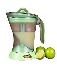 Taco Tuesday TTLJ3LG Electric Lime Juicer Margarita Kit