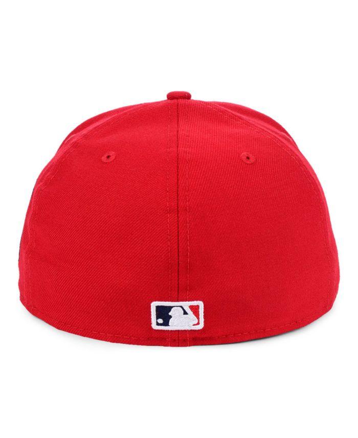 New Era St. Louis Cardinals World Series Patch 59 FIFTY-FITTED Cap & Reviews - Sports Fan Shop By Lids - Men - Macy's