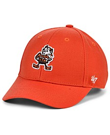 Cleveland Browns Kids Team Color MVP Cap