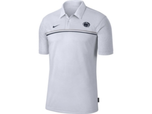 Nike Men's Penn State Nittany Lions Sideline Coaches Polo