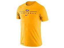 Nike Men's LSU Tigers Icon Wordmark T-Shirt