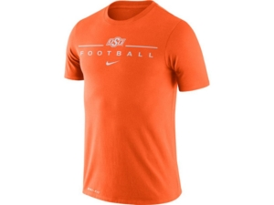 Nike Men's Oklahoma State Cowboys Icon Wordmark T-Shirt