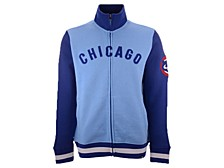 Chicago Cubs Men's Iconic Track Jacket