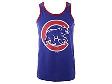 Chicago Cubs Men's Splitter Imprint Tank