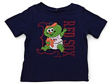 Boston Red Sox Infant Baby Mascot T-Shirt