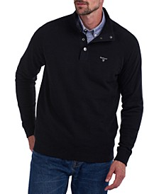 Men's Half-Snap Sweater