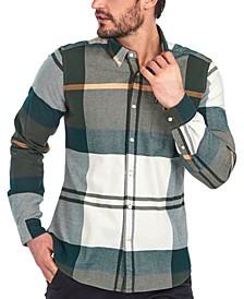Men's Tartan Plaid Shirt