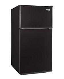IRF32DDBK 3.2 CU.FT. Doublt Door Refrigerator with Freezer