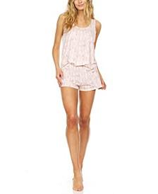 Natalia Tank & Shorts Pajama Set