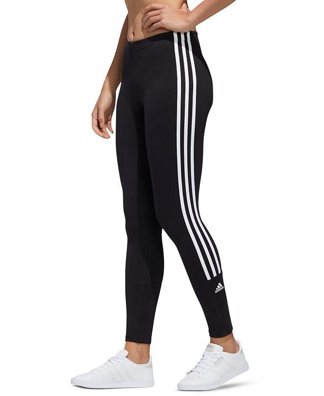 adidas Women's New Authentic 3-Stripe Leggings