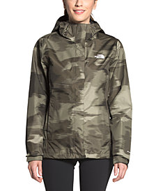 The North Face Women's Venture 2 Hooded Raincoat