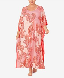 Women's Plus Size Long Caftan