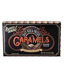 Craft Beer Pretzel Caramels