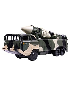 Mag-Genius Big-Daddy Army-Inspired Series Single Long Range Missile Toy
