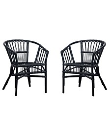 Adriana Accent Chair, Set of 2