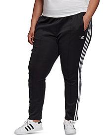 adidas Originals Plus Size ADICOLOR Primeblue Track Pants