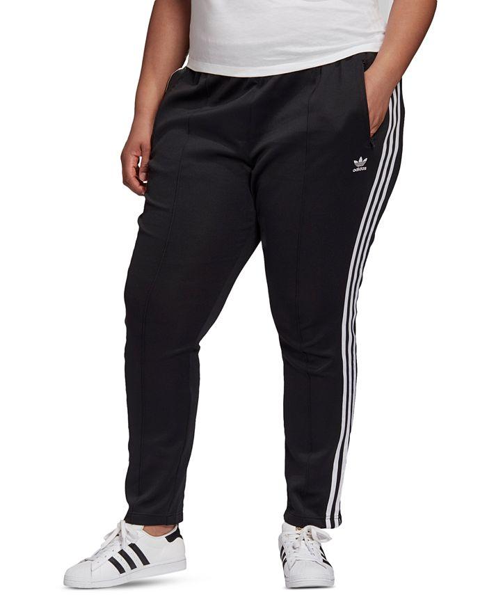 adidas - Plus Size ADICOLOR Primeblue Track Pants