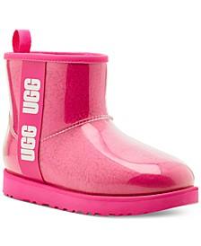 Women's Classic Mini Clear Boots