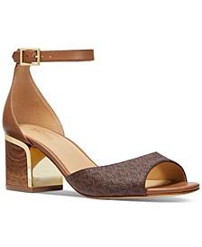 Lana Block-Heel Dress Sandals