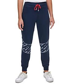 Logo-Print Jogging Pants