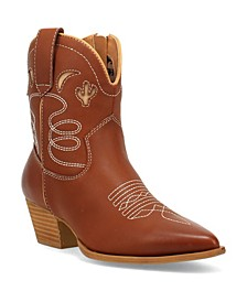 Women's Agave Bootie