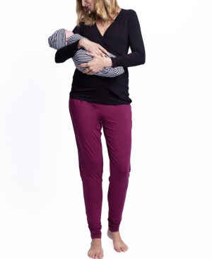 Maternity Lounge Outfit