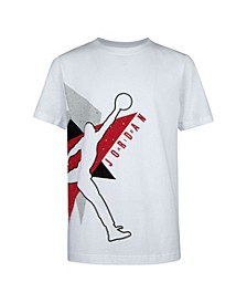 Big Boys Jumpman Logo T-shirt