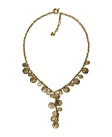 Mini Coin Women's Necklace