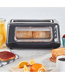 Clear View Toaster, Gray