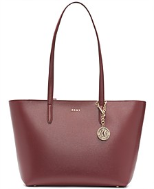 Sutton Leather Bryant Medium Tote